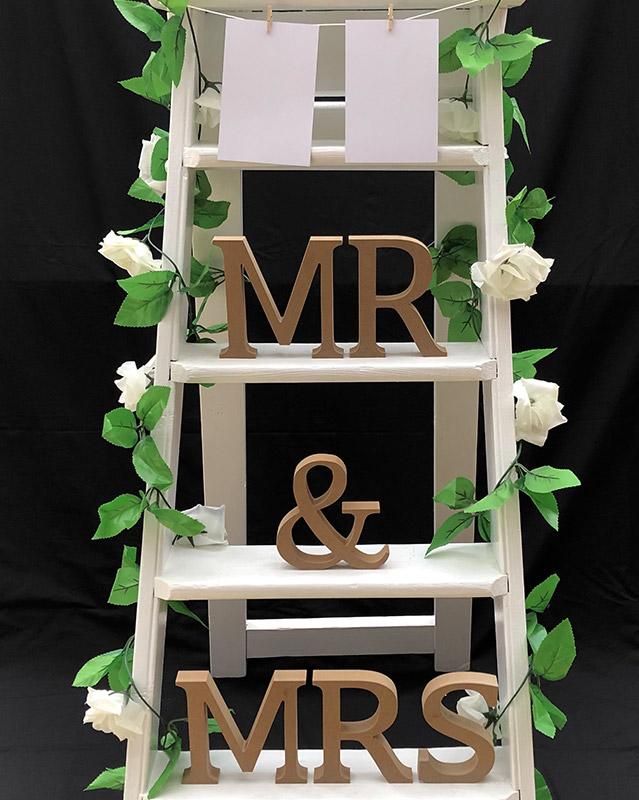 Wedding Memory Ladder